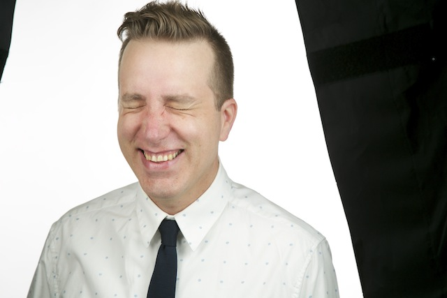 douglas davey laughing